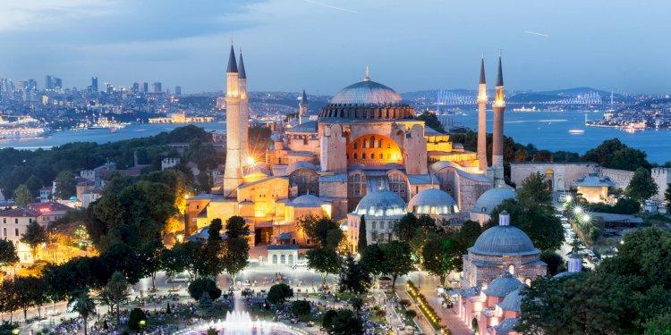 Crkva, džamija, muzej: Aja Sofija - Turske destinacije