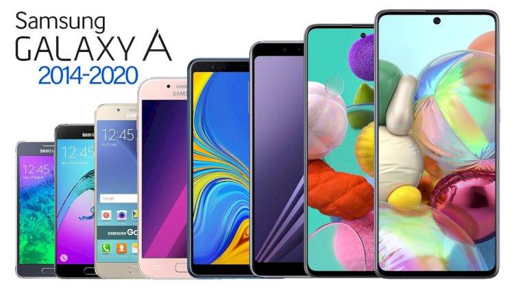 Nova Samsung A serija telefona