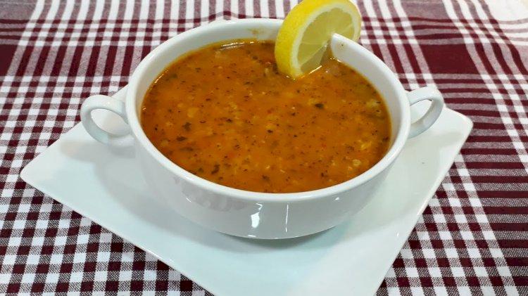 Čorba ezogelin - Tuska kuhinja