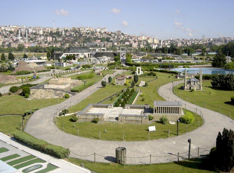 Park minijatura - Turske destinacije