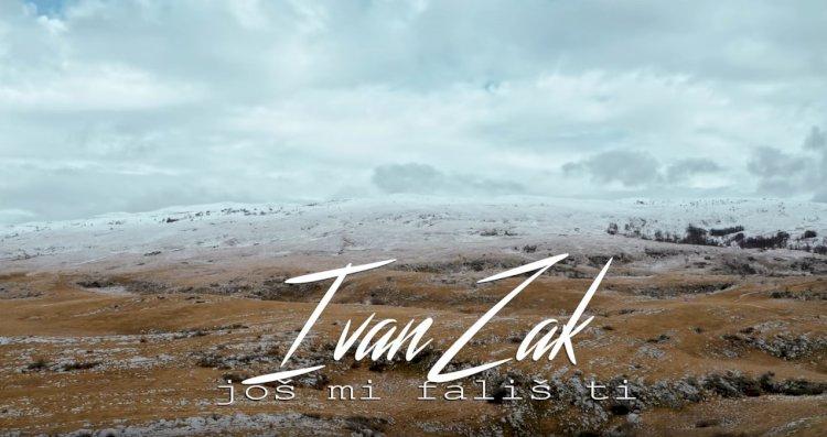 Nova emotivna balada Ivana Zaka