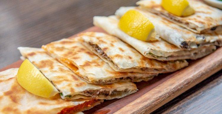 Gözleme - Turska kuhinja