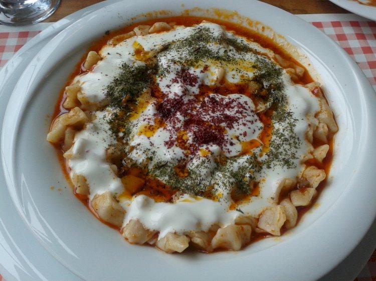 Mantije - Turska kuhinja