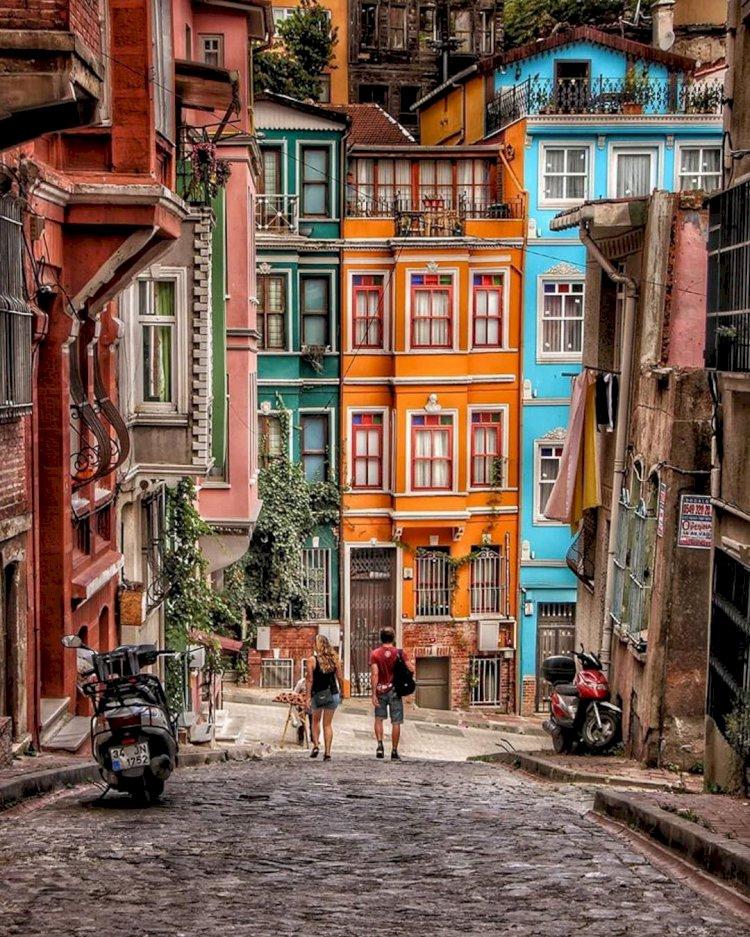 Tajne Istanbula: Balat - Turske destinacije