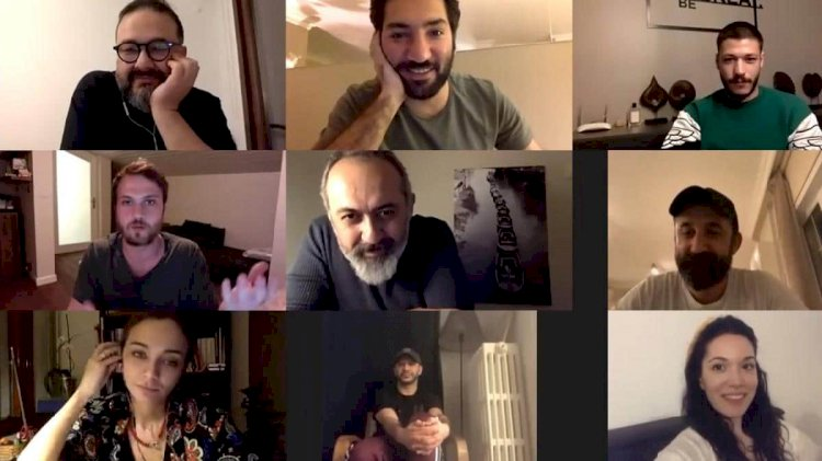 Jama kod kuće - Turske serije