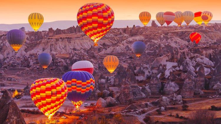 Kapadokija - Turske destinacije