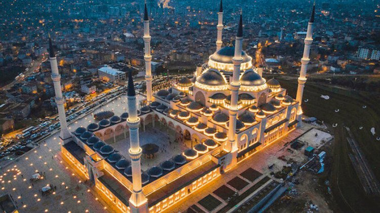 Džamija Čamlidža - Turske destinacije
