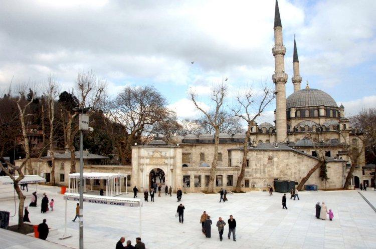 Džamija Ejup Sultan - Turske destinacije