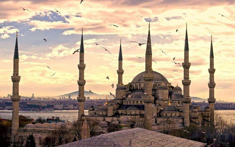 Plava džamija - Turske destinacije