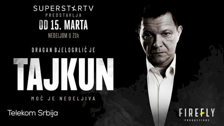 Srpska serija - Tajkun