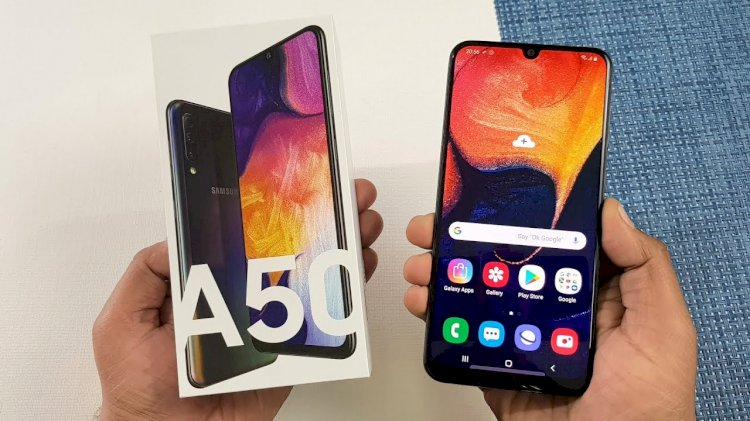 Samsung A50 - dobra kupovina i u 2020. godini