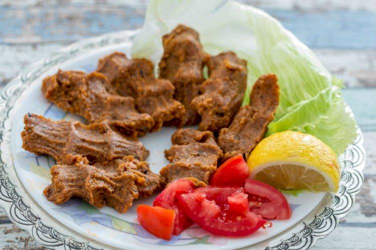 Sirove ćufte - Turska kuhinja