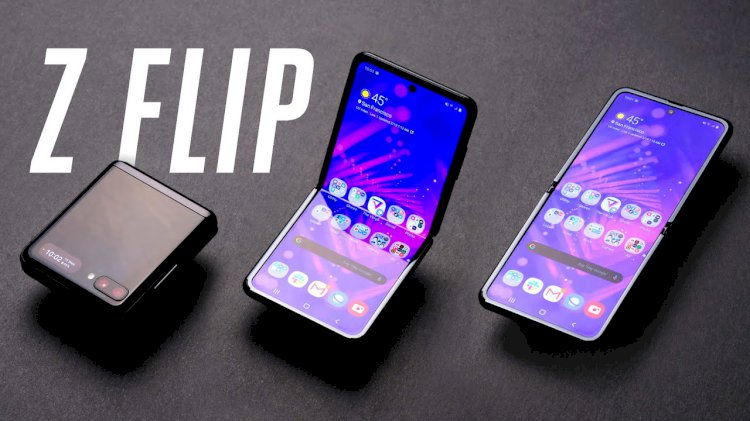 Samsung Galaxy Z Flip - recenzija