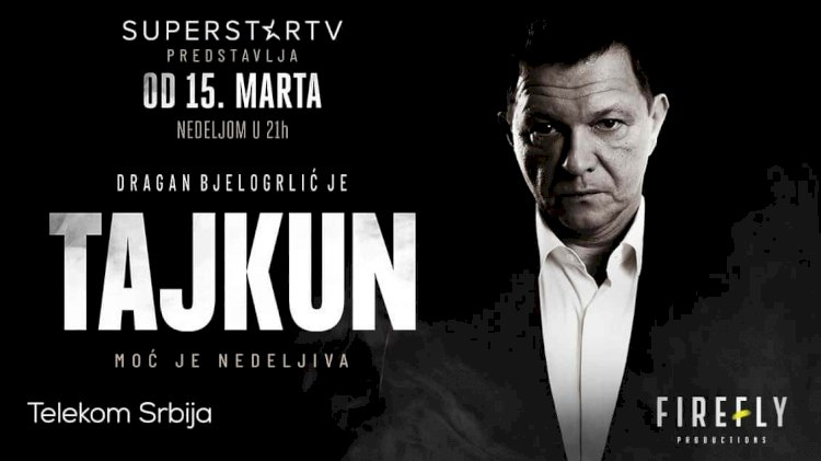 """Serija """"Tajkun"""" dobija i drugu sezonu"""