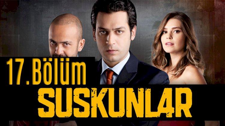 Turska Serija – Suskunlar   Tihi momci epizoda 17