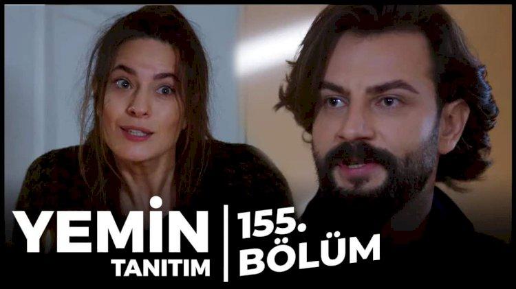 Turska Serija – Yemin | Zakletva epizoda 155