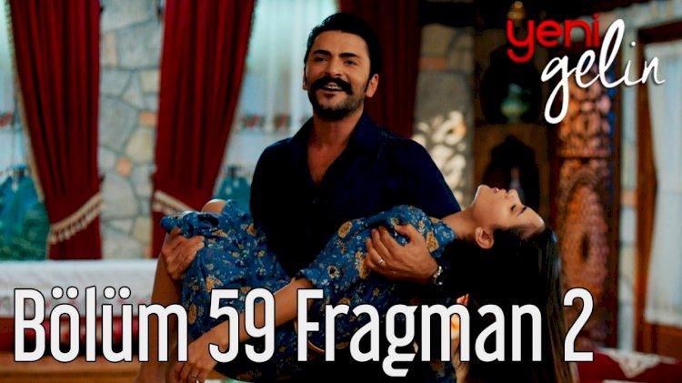 Turska Serija – Yeni Gelin | Nova nevesta epizoda 59