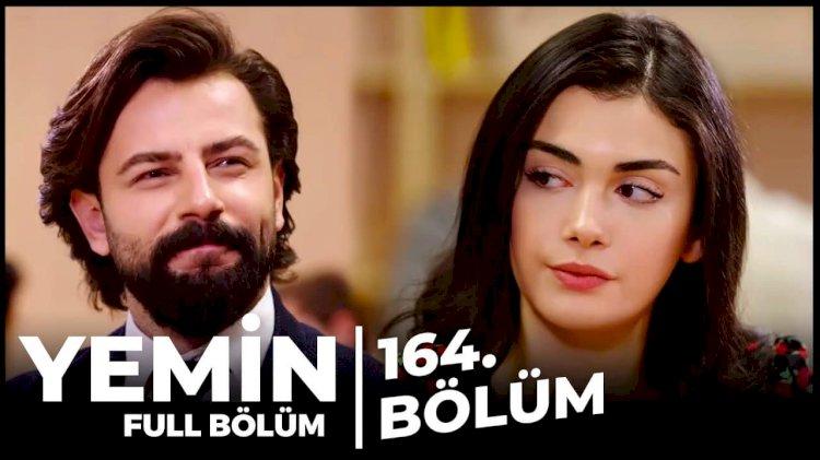 Turska Serija – Yemin   Zakletva epizoda 164