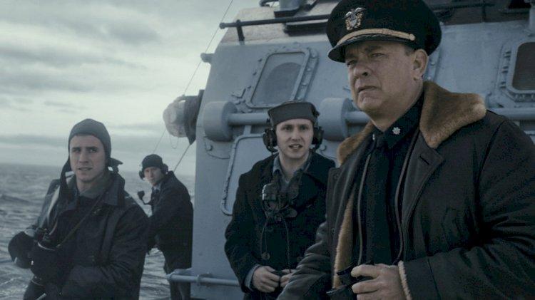 Novi film o Drugom svetskom ratu - Greyhound