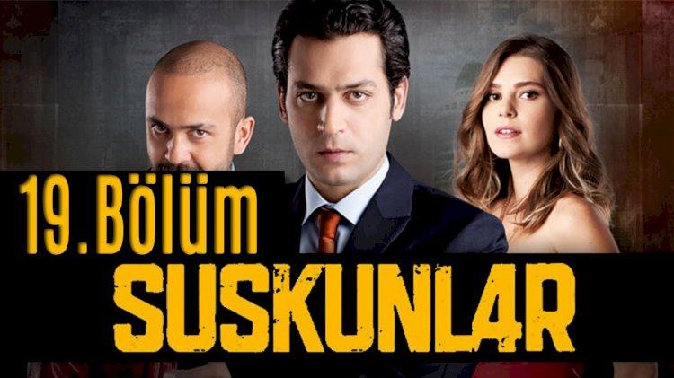 Turska Serija – Suskunlar   Tihi momci epizoda 19