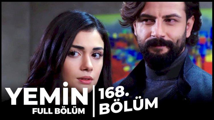 Turska Serija – Yemin | Zakletva epizoda 168