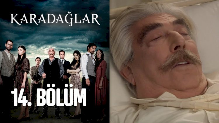 Turska serija – Karadağlar epizoda 14