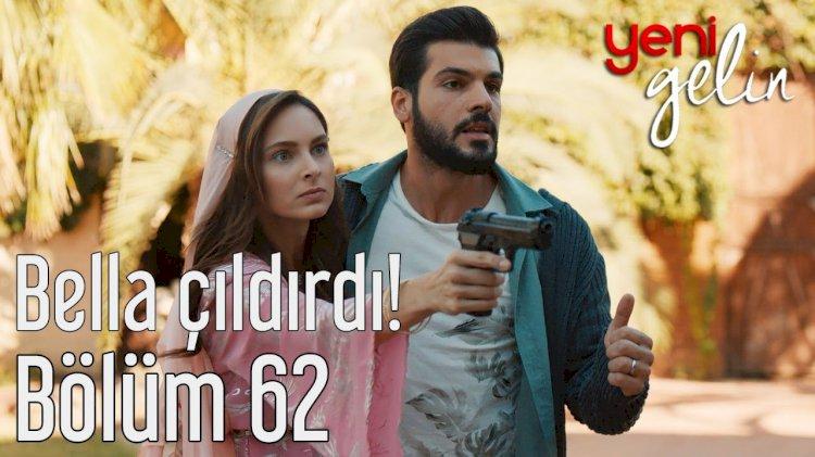 Turska Serija – Yeni Gelin   Nova nevesta epizoda 62