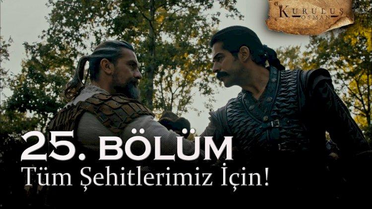 Turska Serija – Kuruluš Osman epizoda 25