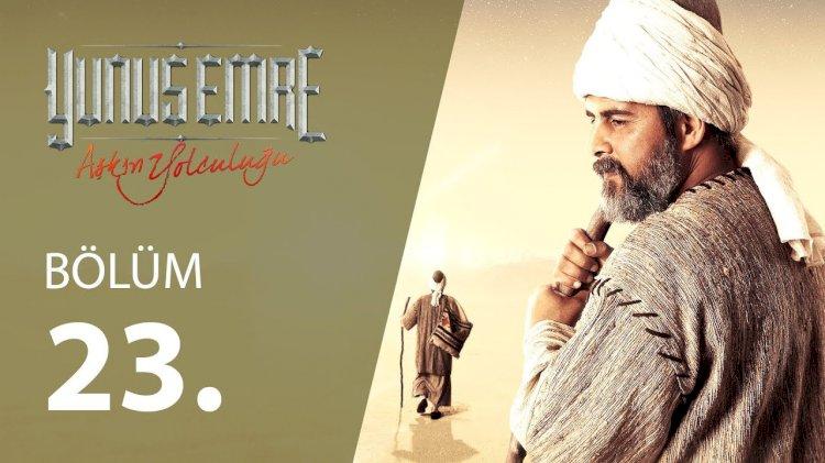 Turska serija Yunus Emre epizoda 23