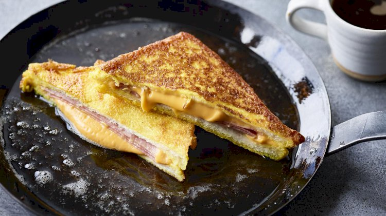 Slani Francuski tost - recept