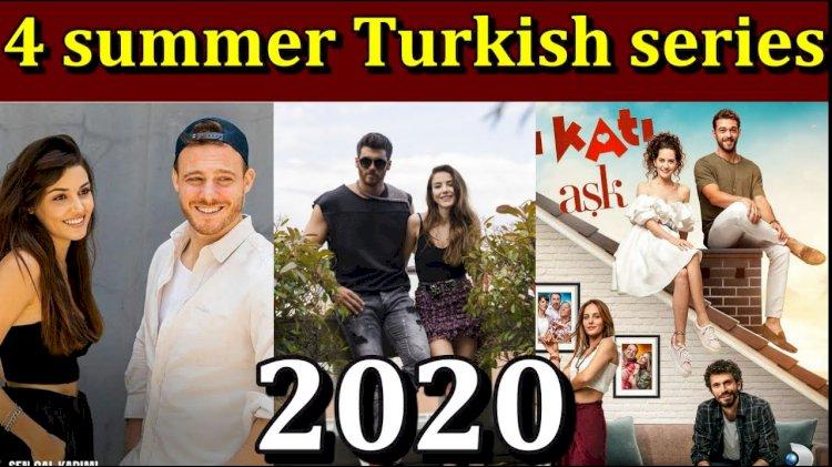 Četiri nove turske serije za letnju sezonu