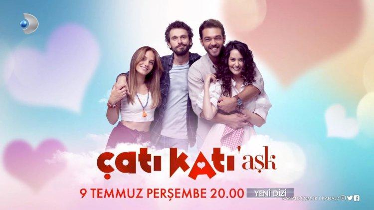 Turska serija Ljubav sa potkrovlja | Cati Kati Ask epizoda 1