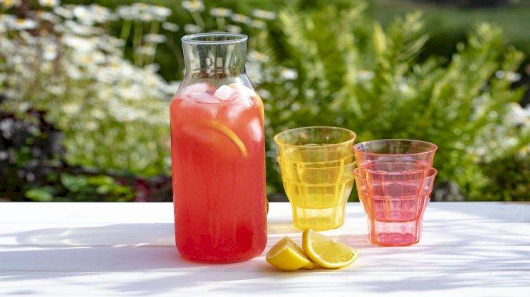 Ružičasta limunada - recept