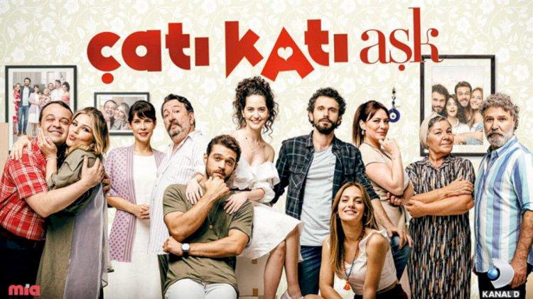 Uskoro premijera serije Çatı Katı Aşk