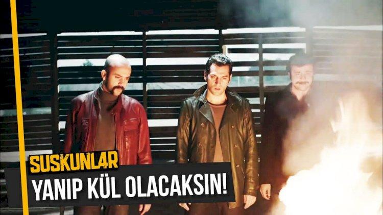 Turska serija Suskunlar   Tihi momci epizoda 28
