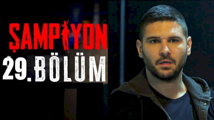 Turska serija Šampion | Sampiyon epizoda 29