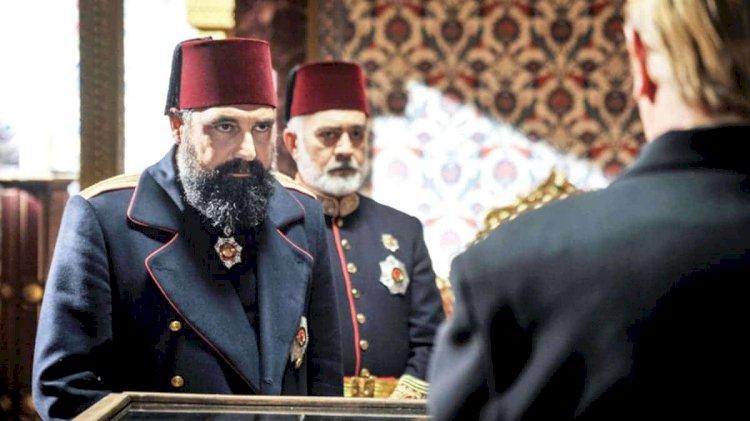Turska serija Abdülhamid epizoda 118
