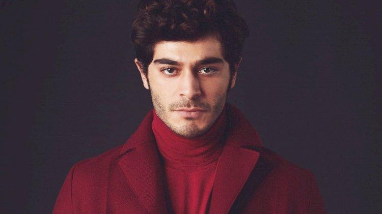 Turski glumac   Burak Deniz  