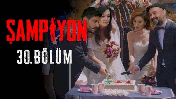 Turska serija Šampion | Sampiyon epizoda 30