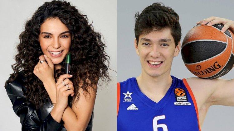 Ebru Şahin i Cedi Osman - veza ili samo marketing? (FOTO)