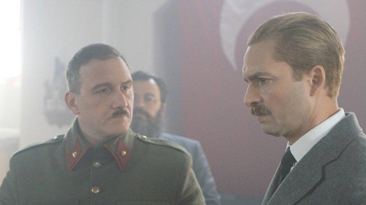Turska serija Ya Istiklal Ya Olum epizoda 1