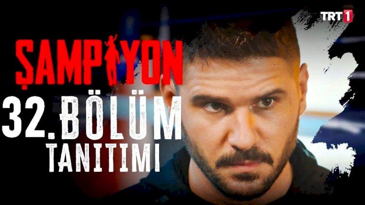 Turska serija Šampion | Sampiyon epizoda 32