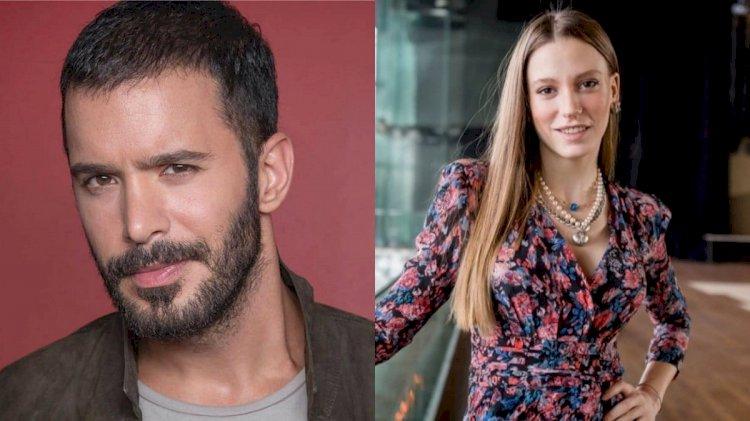 Baris Arduc i Serenay Sarikaya  zajedno na istom projektu?