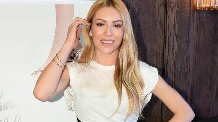 Turska glumica   Sinem Kobal  