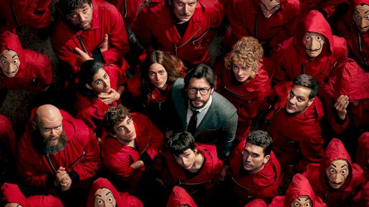 Potvrđena peta i poslednja sezona serije La Casa De Papel