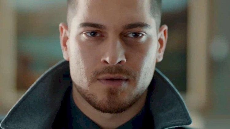 Cagatay Ulusoy u trećoj  epizodi serije Menajerimi Ara