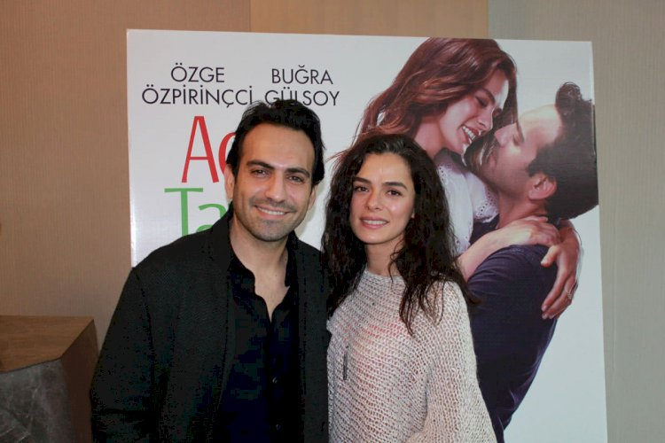 Prijateljstvo Bugre Gulsoya i Ozge Ozpirincci