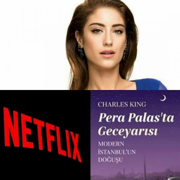 "Hazal Kaya u novoj Netfliksovoj seriji ""Pera"""