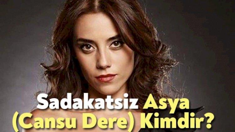 Cansu Dere uzbuđena zbog serije Sadakatsiz