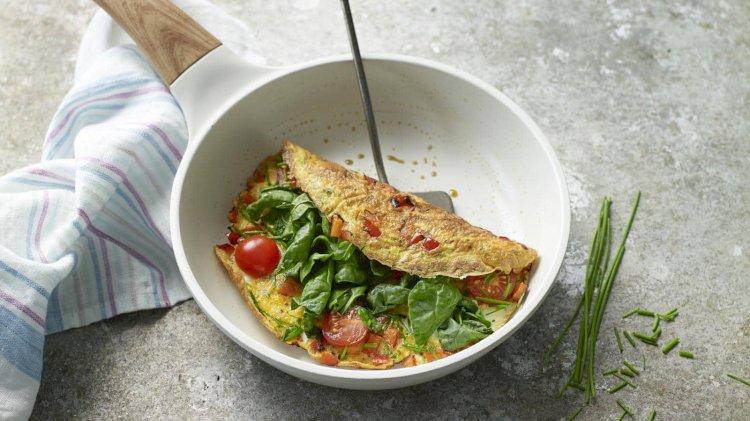 Zdravi omlet
